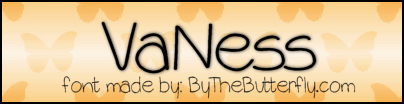 Image for VaNess font