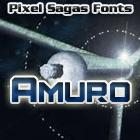 Amuro font by Pixel Sagas