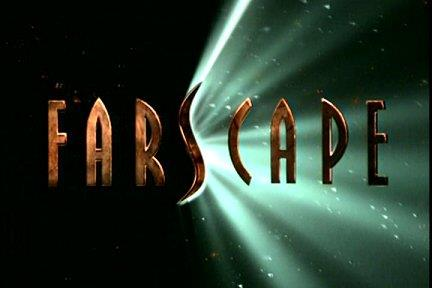 FARSCAPE font by SpideRaYsfoNtS