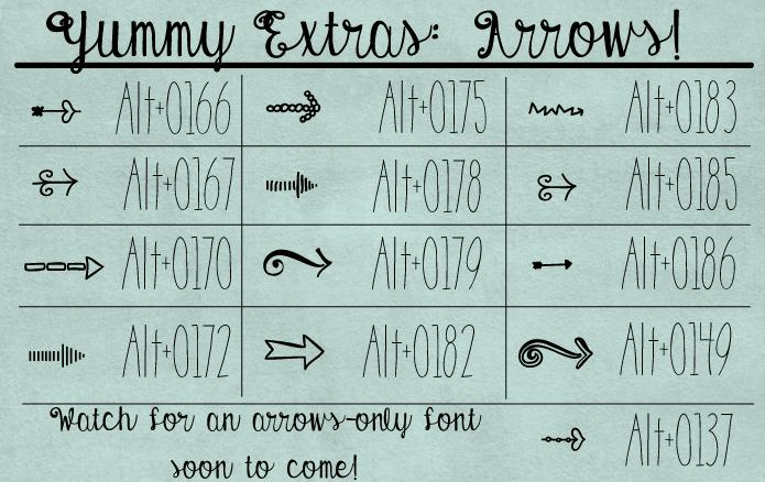 Austie Bost Envelopes font by Austie Bost Fonts