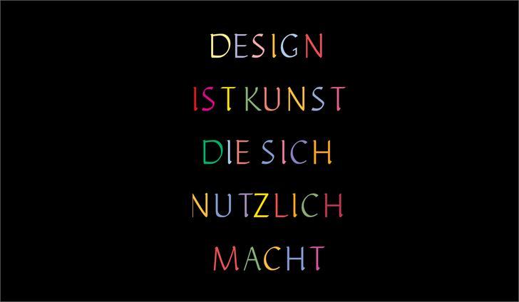 Image for Plumeria Sans font