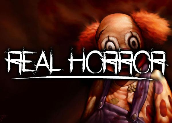 Image for Real Horror font