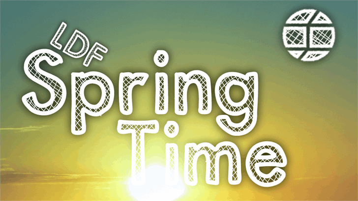 SpringTime font by Jake Luedecke Motion & Graphic Design
