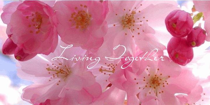 Image for Living Together font