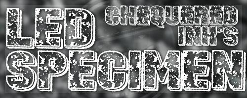 Image for Led Specimen font