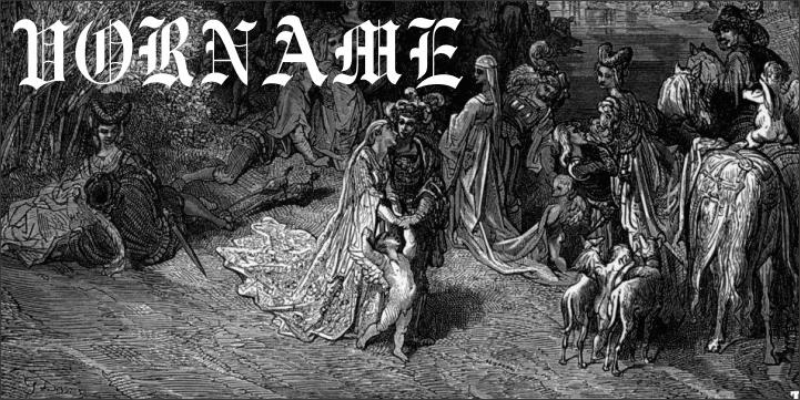 Image for Vorname font