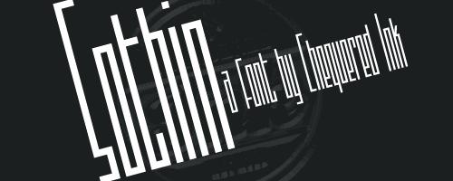 Image for Sothin font