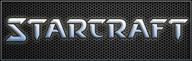 Starcraft font by Pixel Sagas