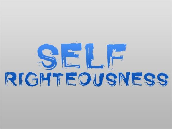 Image for Self Righteousness font