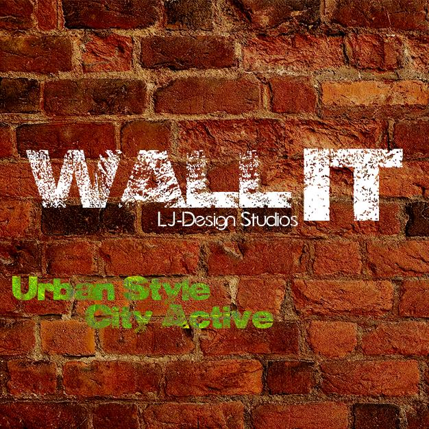 Image for Wall IT - LJ-Design Studios font