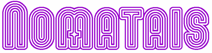 Image for Nomitais font