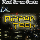 Image for Nippon Tech font