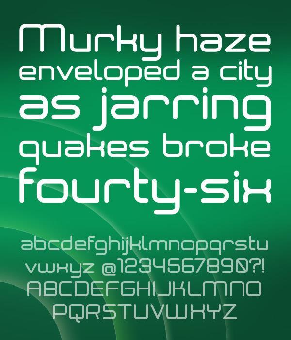 Image for Neogrey Medium font