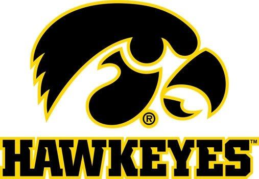 Image for NCAA Iowa Hawkeye 2017 font