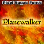 Image for Planewalker font
