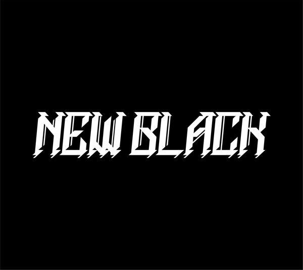 Image for NEWBLACKDEMO font