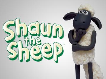 Image for Shaun the Sheep font