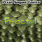 Image for Fractyl font