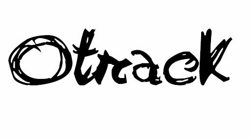 Otrack font by Sodina
