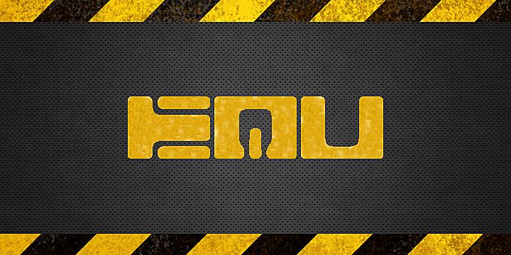 Equ font by Qbotype Fonts