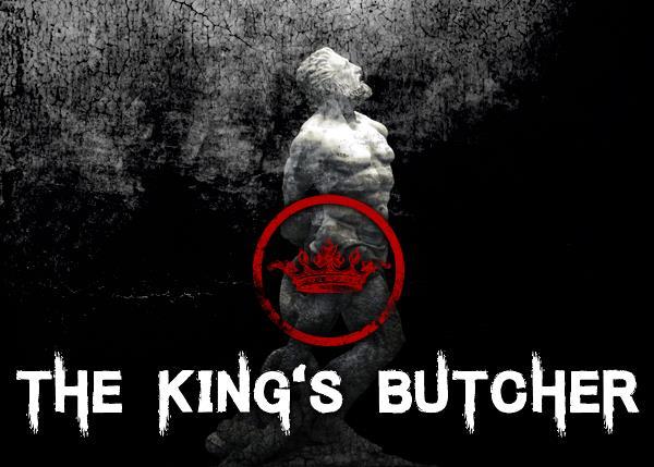 Kings Butcher font by Chris Vile