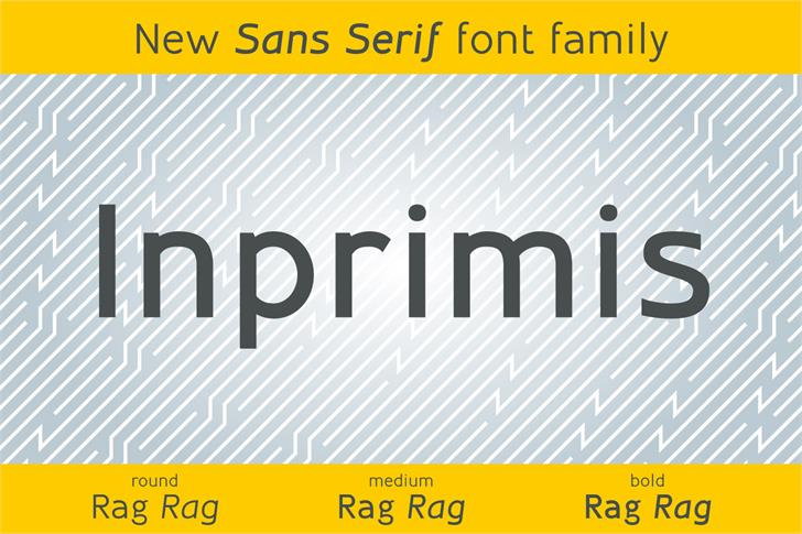 Image for Inprimis Free font