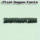 Image for Instruction font