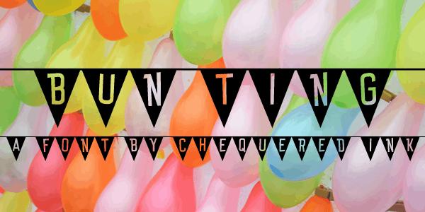 Image for Bun Ting font