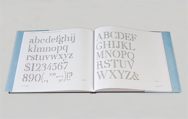 Image for Dinimal  font