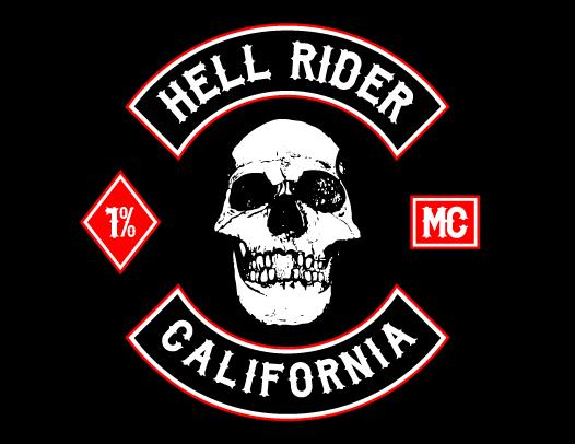 Biker from Hell font by GP Typefoundry