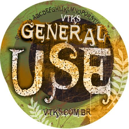 Image for VTKS GENERAL USE font