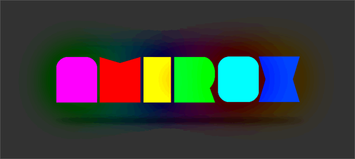 Image for Amirox font