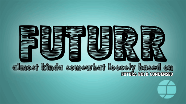 Futurr font by Jake Luedecke Motion & Graphic Design