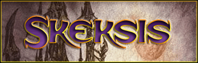 Image for Skeksis font