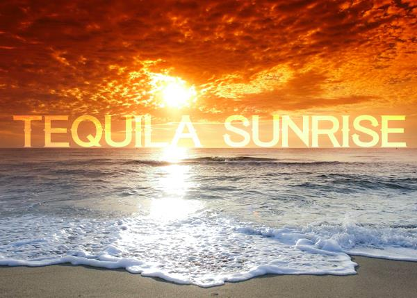Image for Tequila Sunrise font