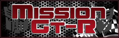 Mission GT-R font by Pixel Sagas
