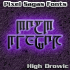 Image for High Drowic font