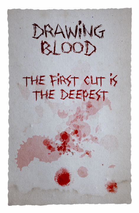 Image for Drawing Blood font
