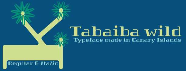 Image for Tabaiba wild ffp font
