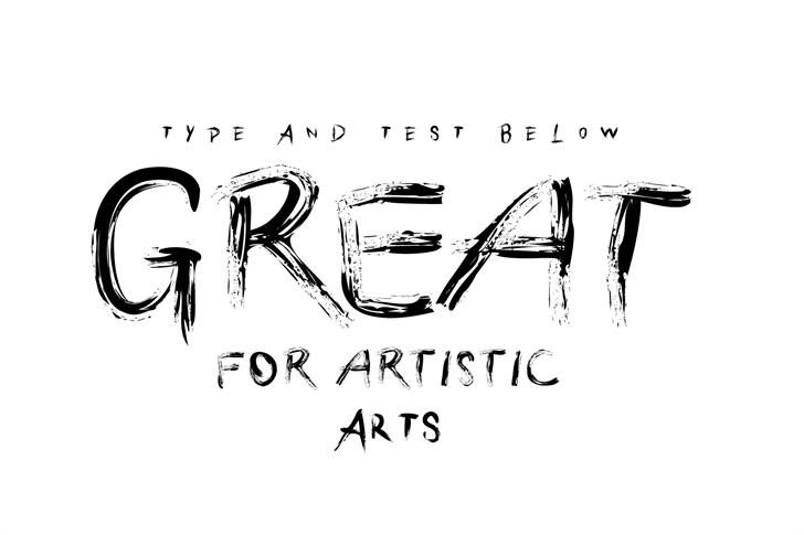 Image for Vtks Simplizinha font