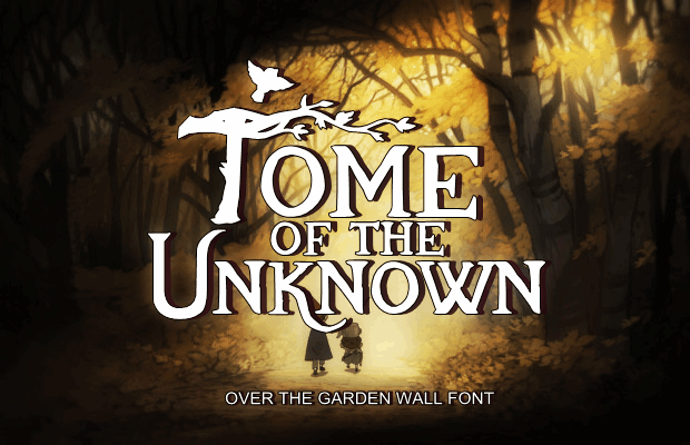 Image for TomeOfTheUnknown font