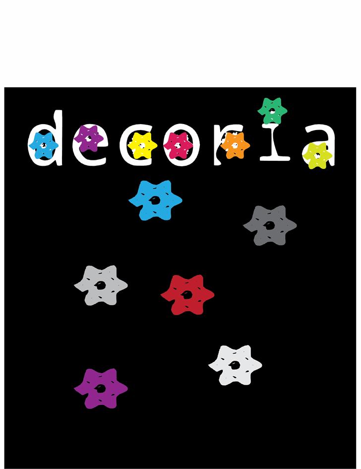 Image for decoria font