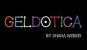 GelDotica font by Shara Weber