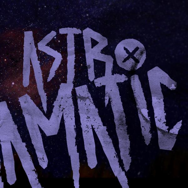 Image for ASTRODRAMATIC font