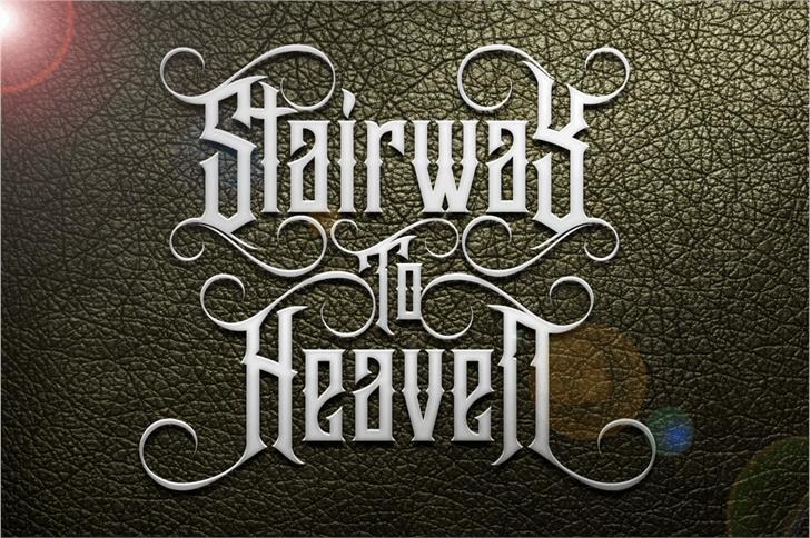 Image for Jibriel font
