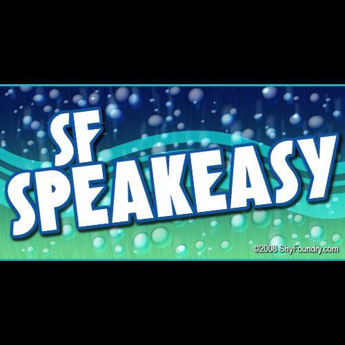 Image for SF Speakeasy font