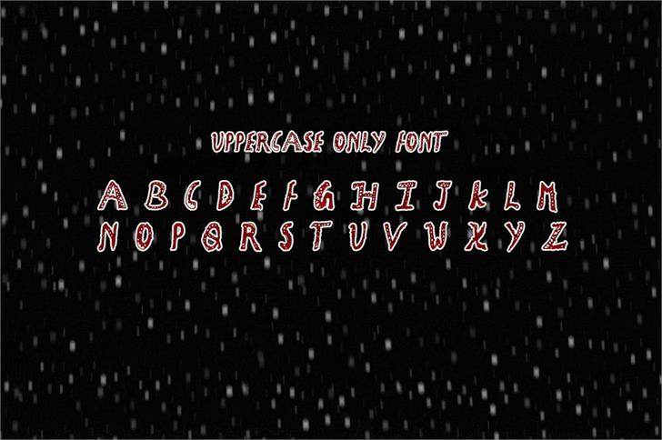 Image for Holiday Craft font