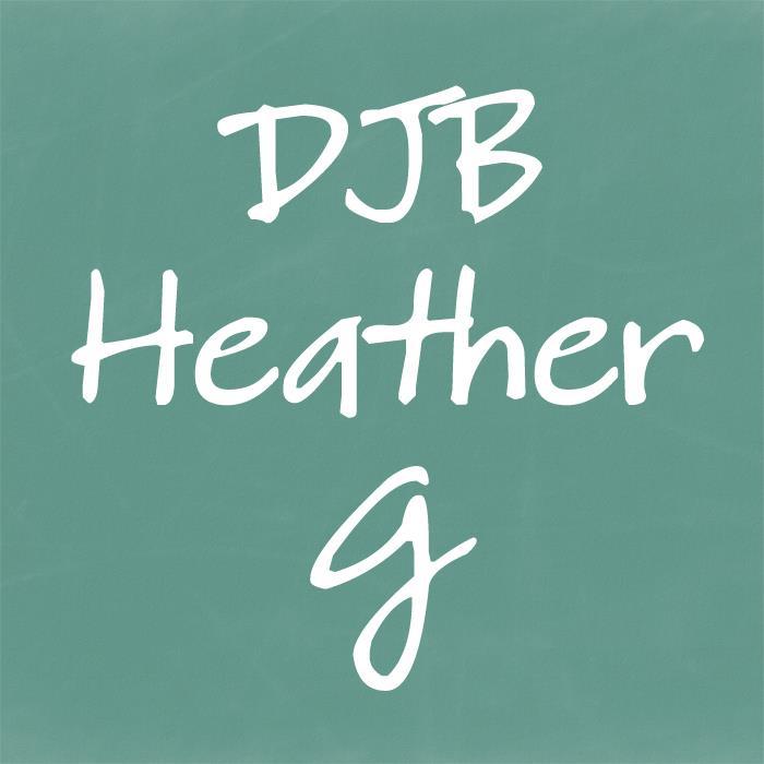Image for DJB HeatherG font