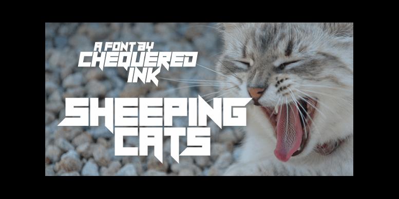 Thumbnail for Sheeping Cats
