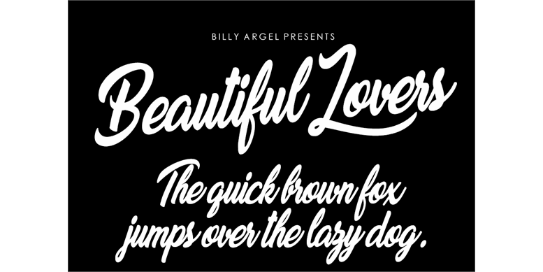 Thumbnail for Beautiful Lovers Personal Use